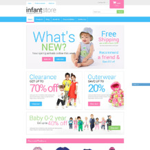 Newborn Responsive Shopify Theme
