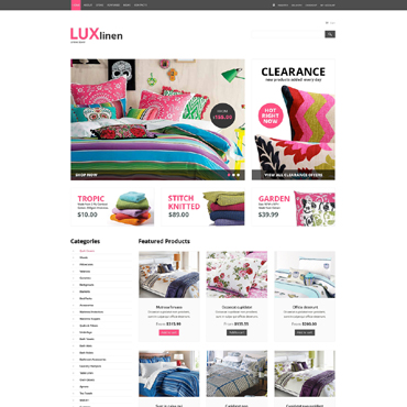 Home Decor Responsive WooCommerce Theme