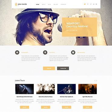 Singer WordPress Theme