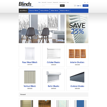 Window Decor Responsive OpenCart Template
