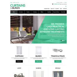 Window Decor VirtueMart Template