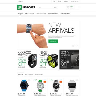 Watches Responsive PrestaShop Theme