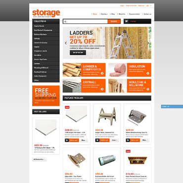 Home Repairs Responsive Shopify Theme