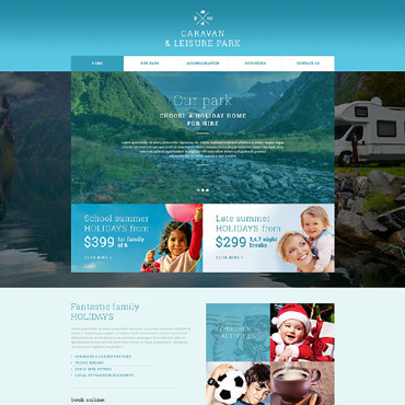 Website Themes Ideas