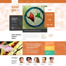 Window Decor Website Template