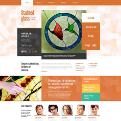 Window Decor Website Template