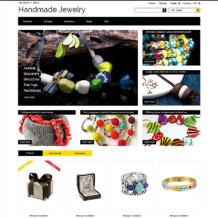 Jewelry Responsive PrestaShop Theme