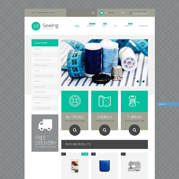 Crafts Responsive Shopify Theme