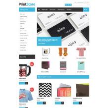 Print Shop Responsive OpenCart Template
