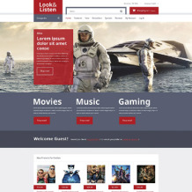 Video Lab OsCommerce Template