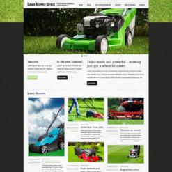 Landscape Design Responsive Joomla Template