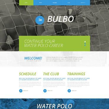 Polo Responsive Website Template