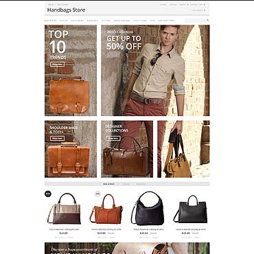 Handbag Responsive PrestaShop Theme