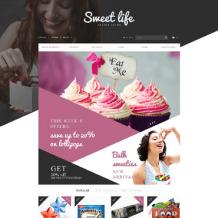Sweet Shop Responsive PrestaShop Theme