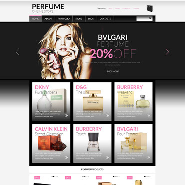 Cosmetics Store Responsive WooCommerce Theme
