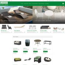 Furniture Responsive Magento Theme