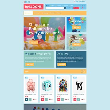 Entertainmnet Responsive OpenCart Template