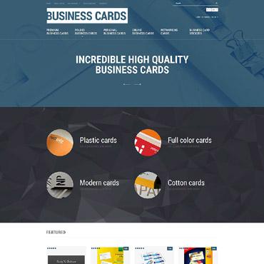 Business Responsive OpenCart Template