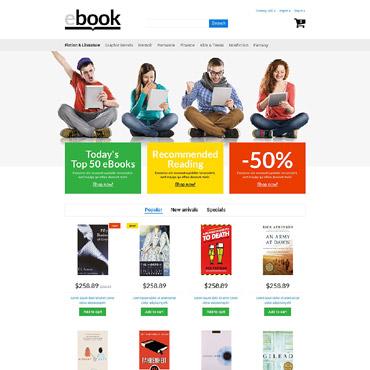 Book Store Responsive PrestaShop Theme