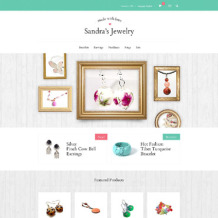 Jewelry OsCommerce Template