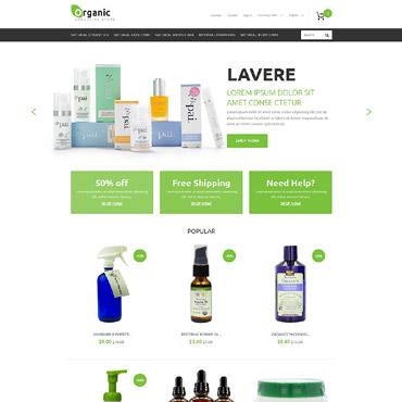 Cosmetics Store Responsive PrestaShop Theme
