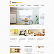 Home Decor Responsive WordPress Theme