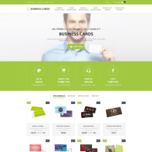 Business Responsive PrestaShop Theme