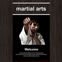 Martial Arts Responsive Newsletter Template