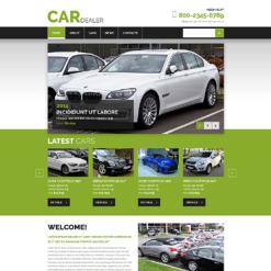 Car Rental Responsive Joomla Template