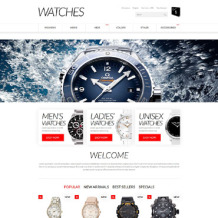 Watches Responsive PrestaShop Theme