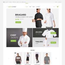 Uniform Store Responsive OpenCart Template