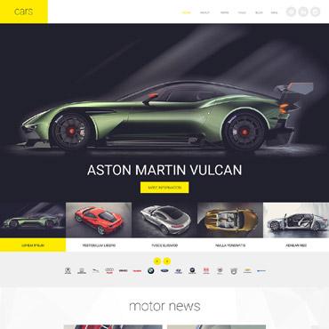 Cars Joomla Template #55424