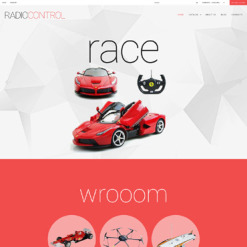 Toy Store Responsive VirtueMart Template