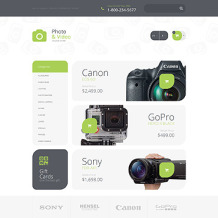 Photo Lab Responsive OpenCart Template