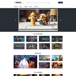 Movie Studio Responsive WordPress Theme