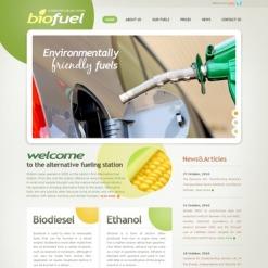 Gas & Oil PSD Template