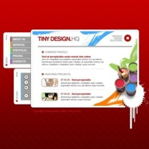 Design Studio SWiSH Template